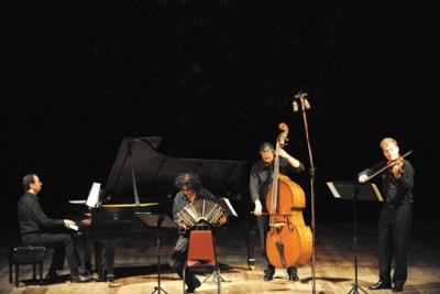 Concert Bresil 1 programme