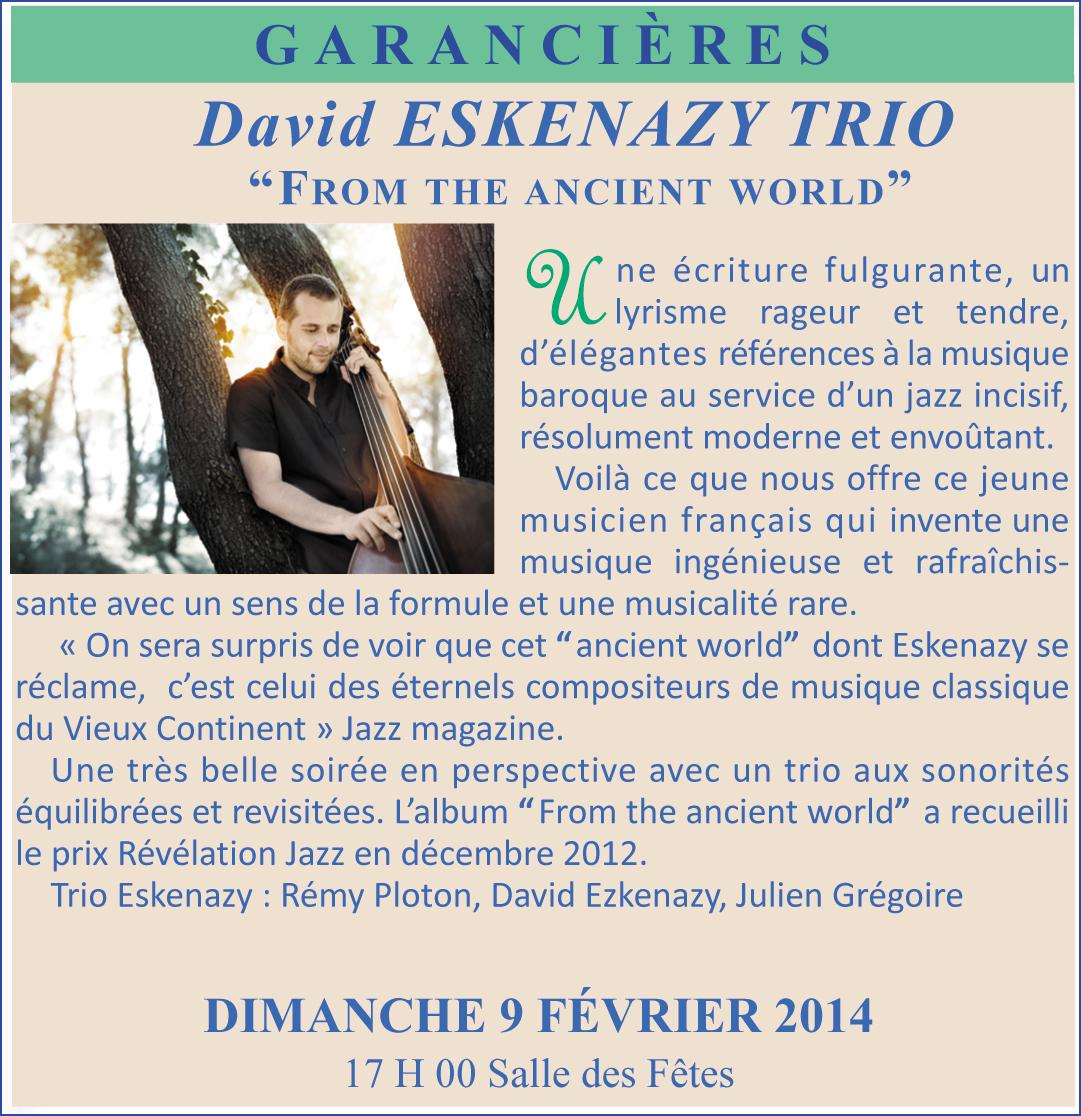 concert Garancières