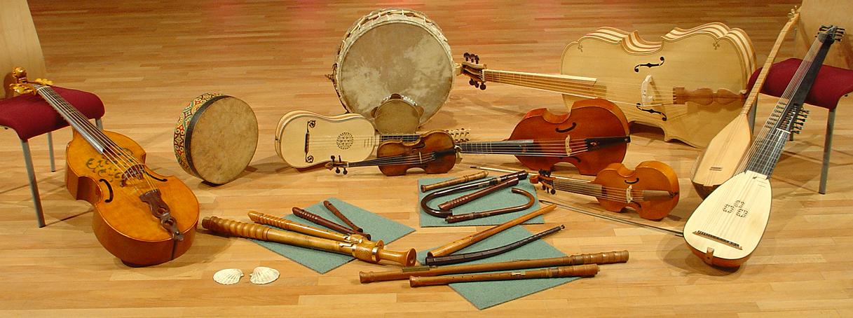 instruments anciens