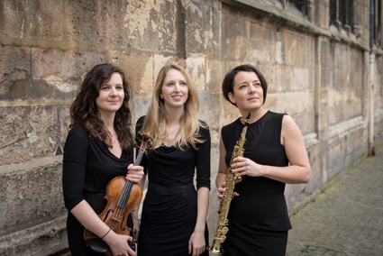 Photo Trio Empreinte Site