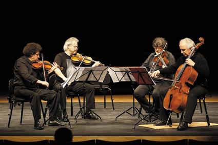 Quatuor ENESCO SITE