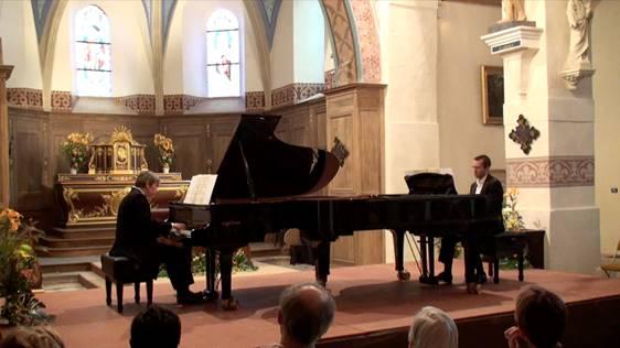 Concert deux pianos organis par l ascl de m r le 7 for Danse de salon reims