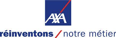 Logo AXA et texte