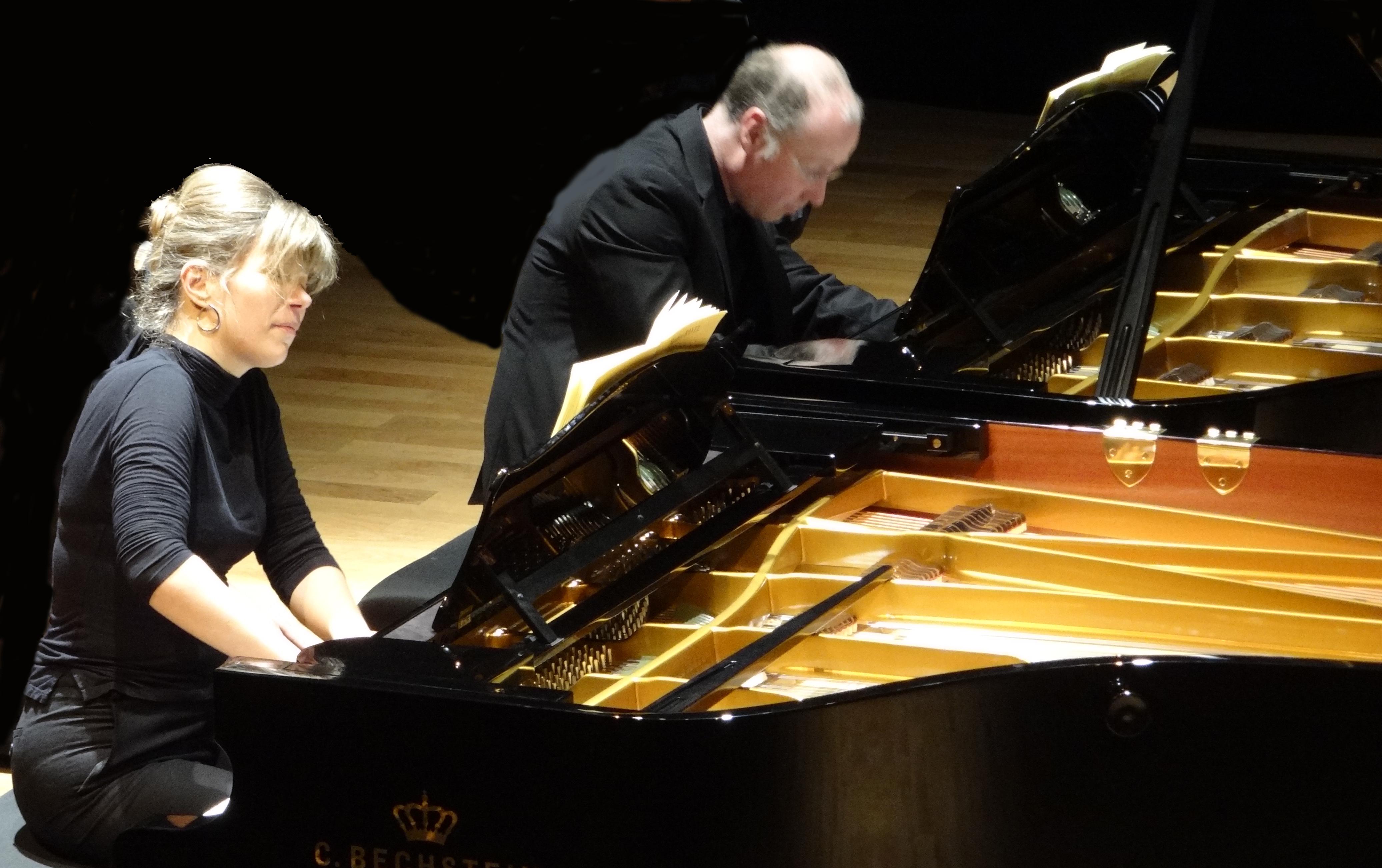 Valérie Schaeffer et Xavier Botthe
