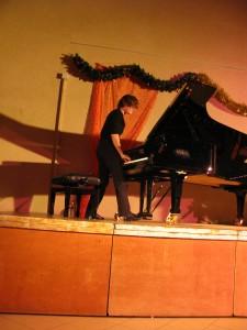 Thomas ENHCO éblouissant au piano !