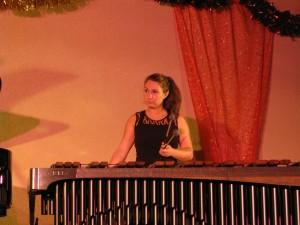 Vassilena SERAFIMOVA, virtuose du marimba...