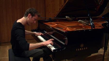 Clément GRIFFAULT au piano
