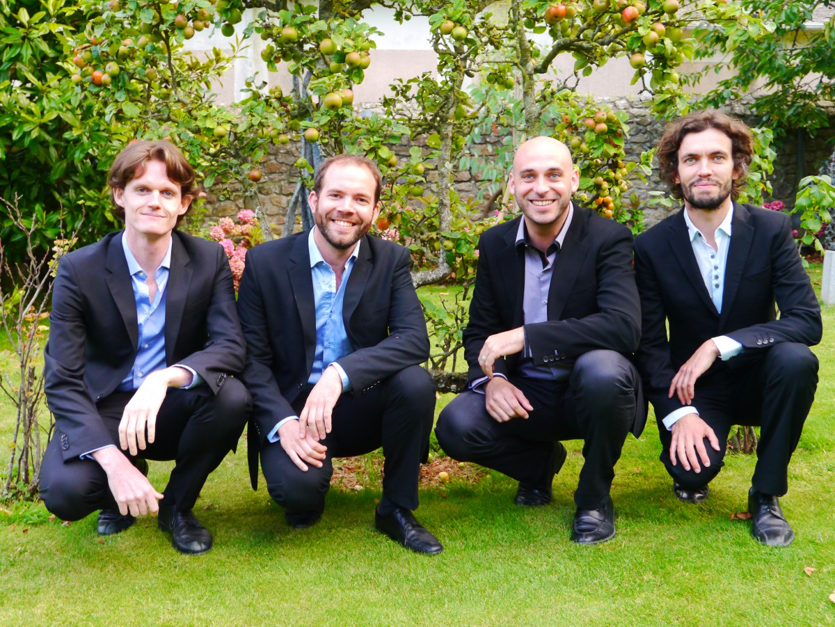 Quatuor A'Dam 1