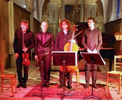 Ensemble Messiaen NLC 4