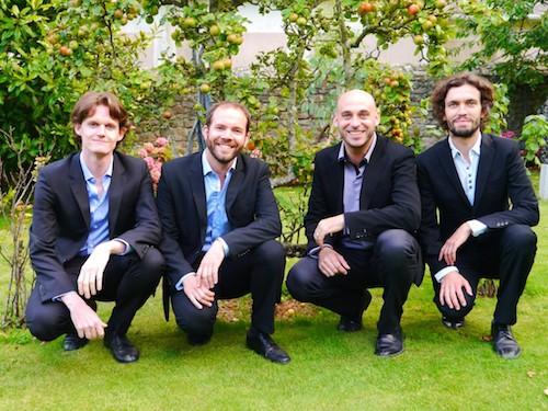 Quatuor A'Dam 1 - WEEZ