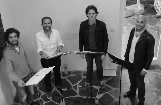 Quatuor A'Dam 6
